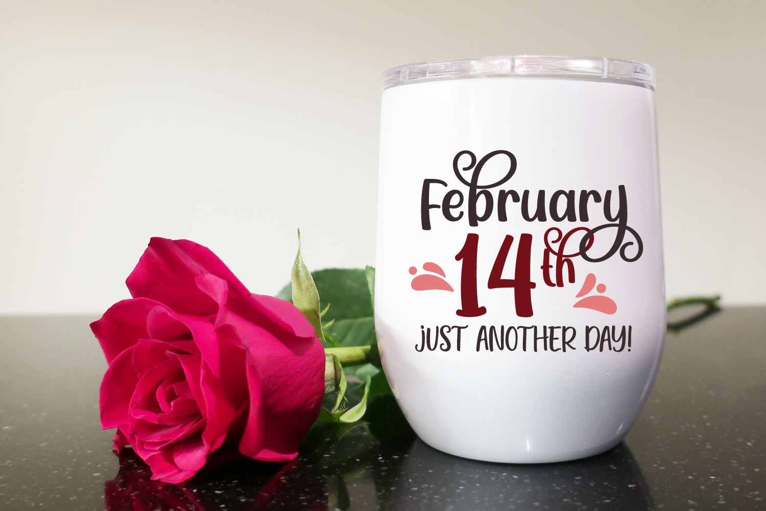 Anti-Valentine's Day Bundle, Funny And Snarky Valentine Day example image 4