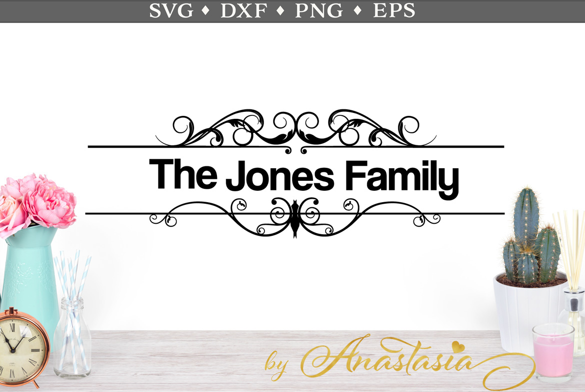 Door Sign Decal SVG cut file example image 1