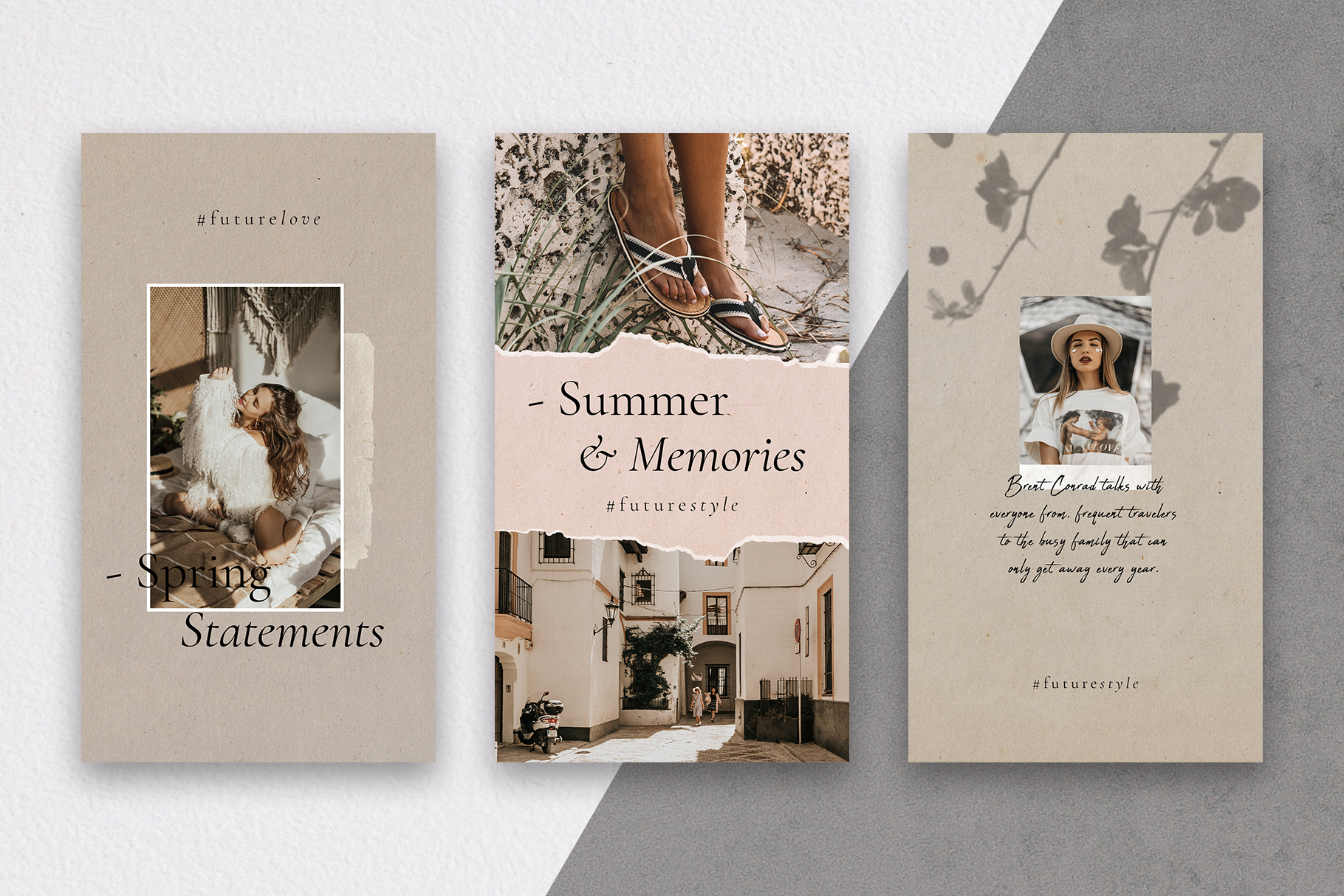 #InstaBabe - Creative & Modern Instagram Story Templates example image 12