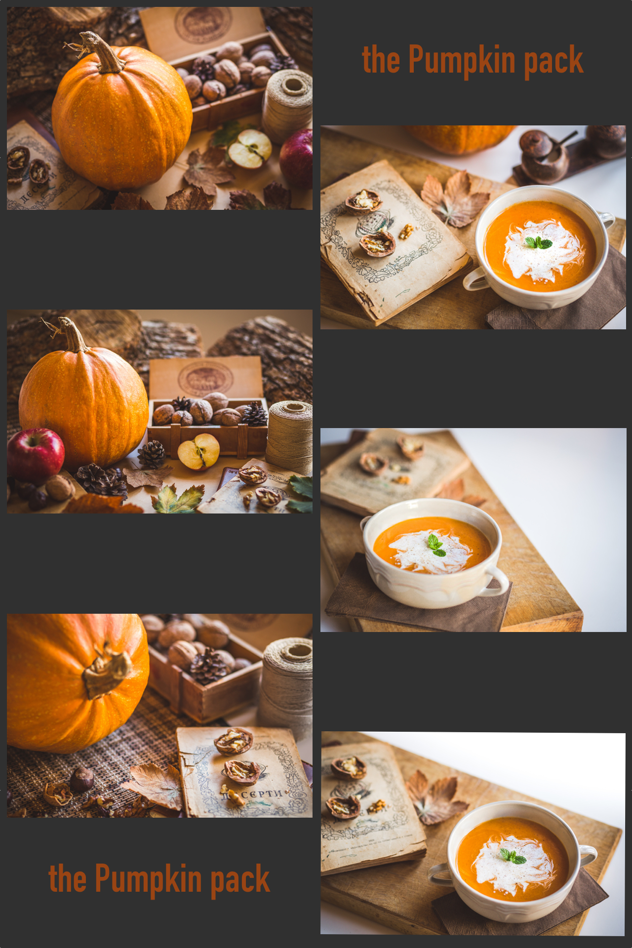 The PUMPKIN Pack example image 2