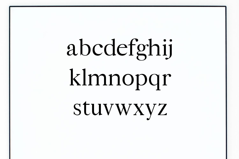 Jotham Serif Typeface example image 3