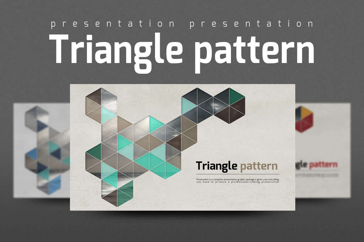 Hexagon Powerpoint Template example image 5