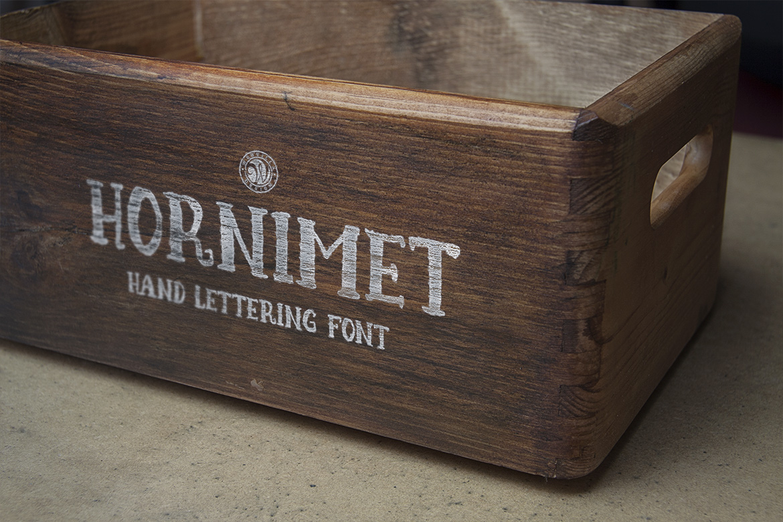Hornimet Font example image 4