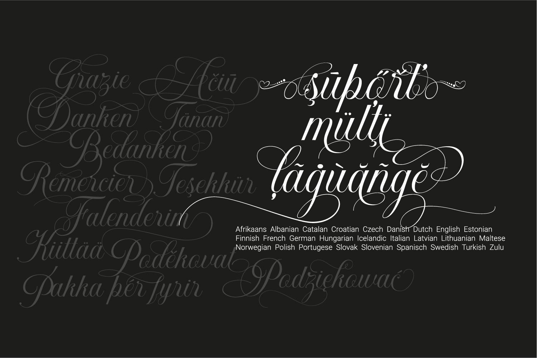 Khatija Calligraphy example image 4