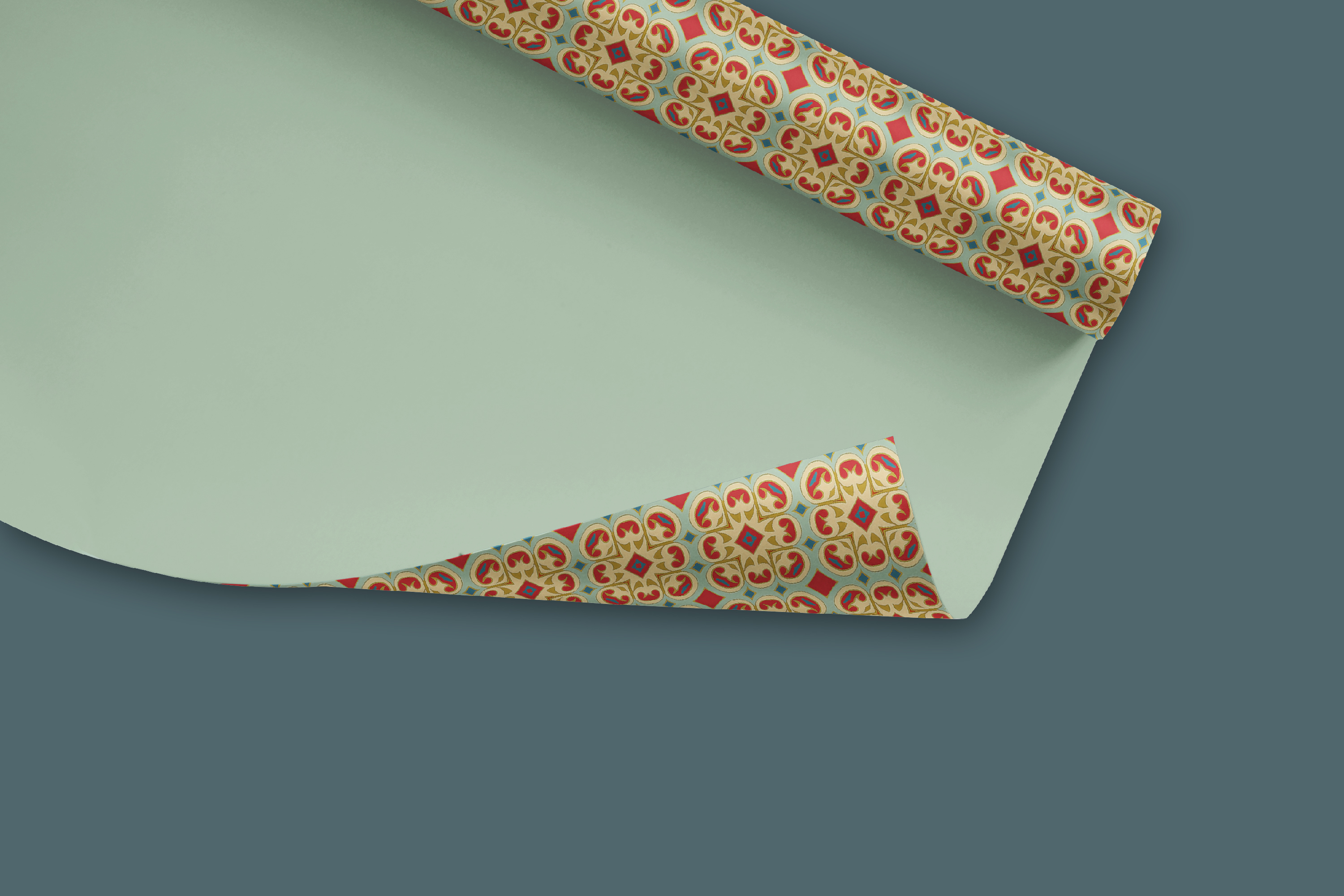 38 Arabesque Papers JPG & 20 Seamless Tiles PS Patterns PAT example image 5