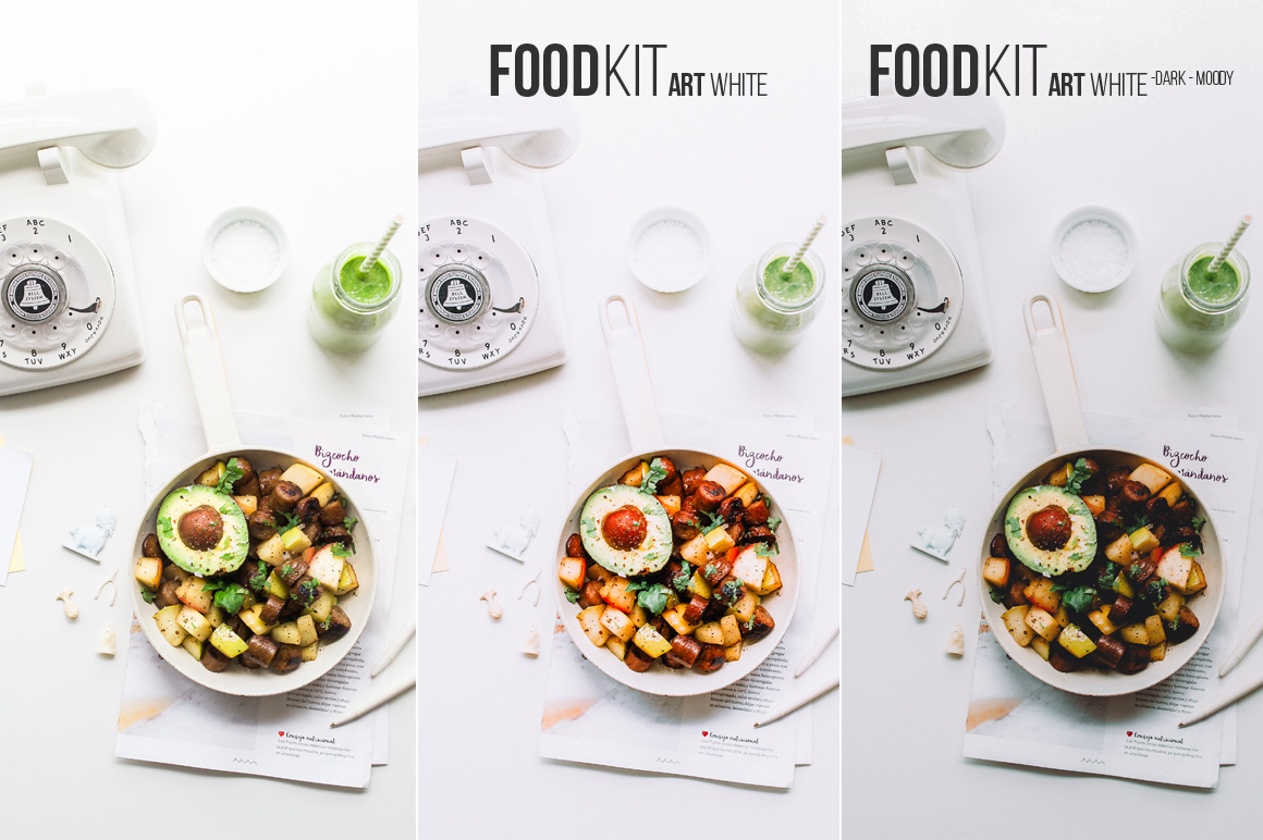 FoodKit - Food Presets for Lightroom & ACR, Desktop & Mobile example image 6
