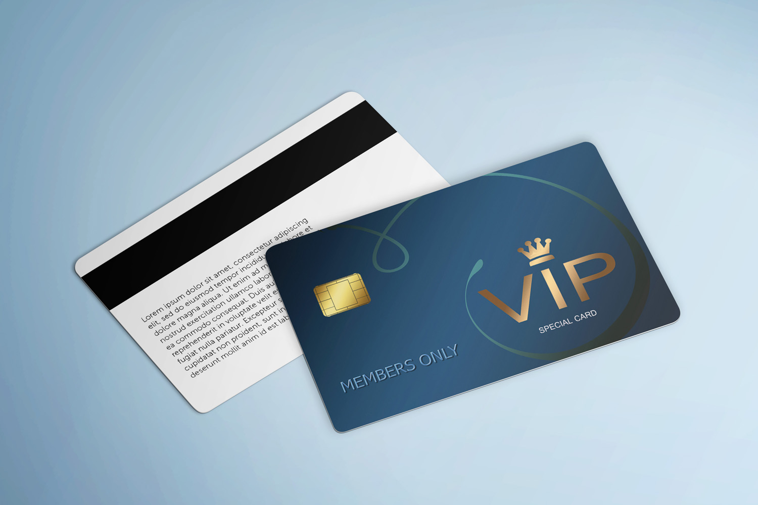 20 Luxury VIP Member Cards example image 5