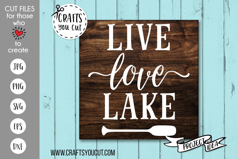 The Lake Bundle Vol. 2- A Summer/Lake SVG Cut File Bundle example image 8