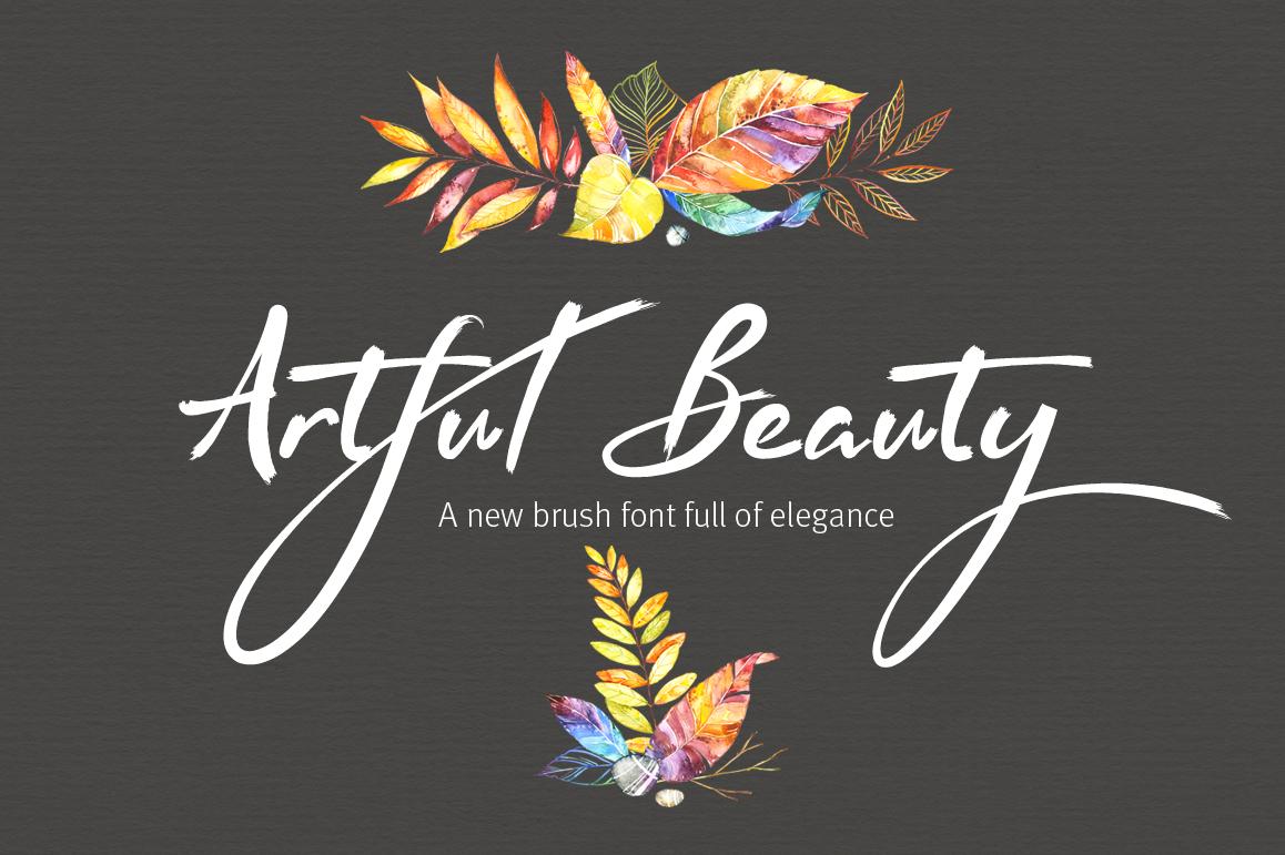 Artful Beauty example image 1