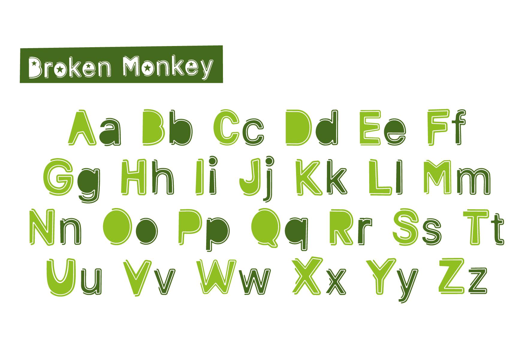 Broken Monkey example image 4