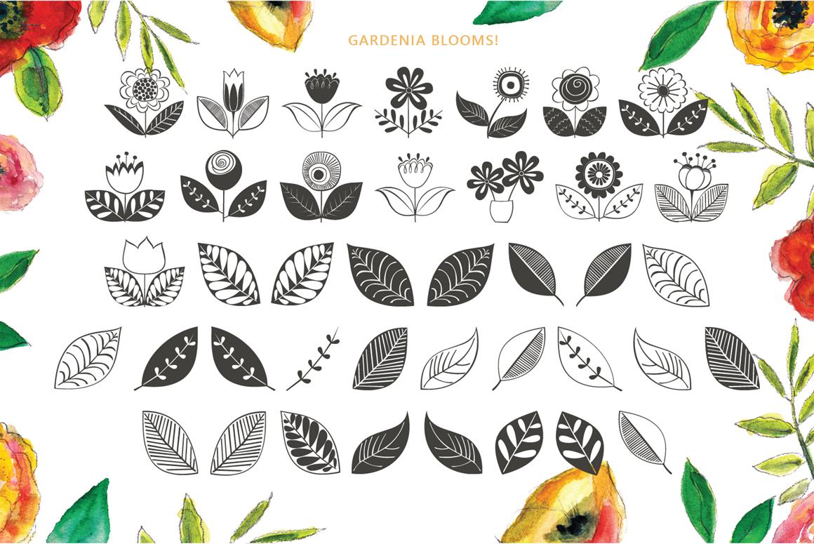 Gardenia + Blooming Bonus example image 5