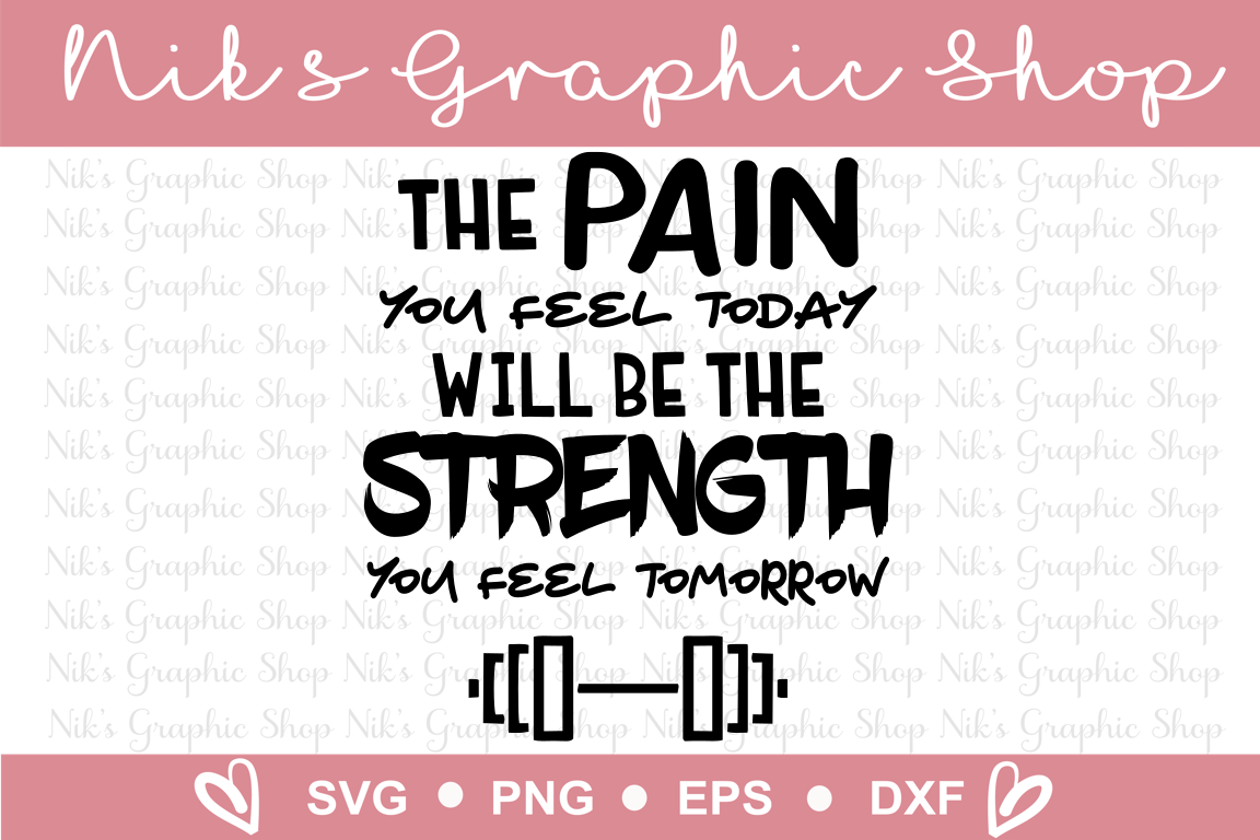 Fitness Bundle Svgs, Workout Svgs, Fitness Svgs, Exercise example image 6