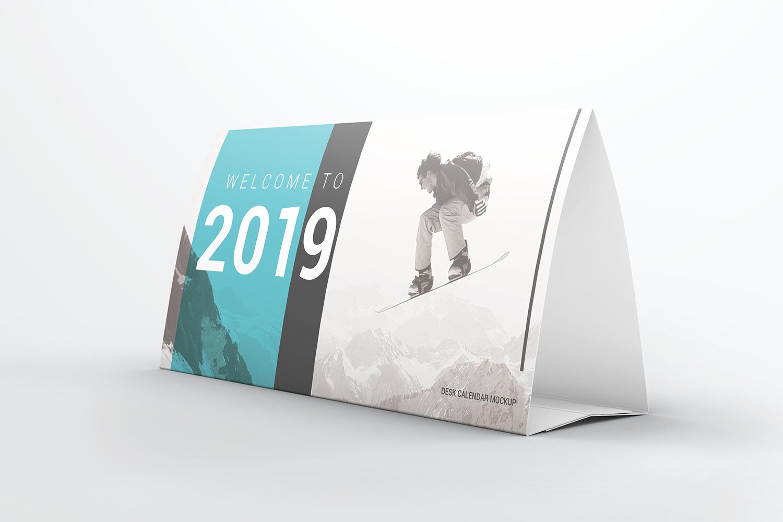 Desk Calendar Mockups example image 5