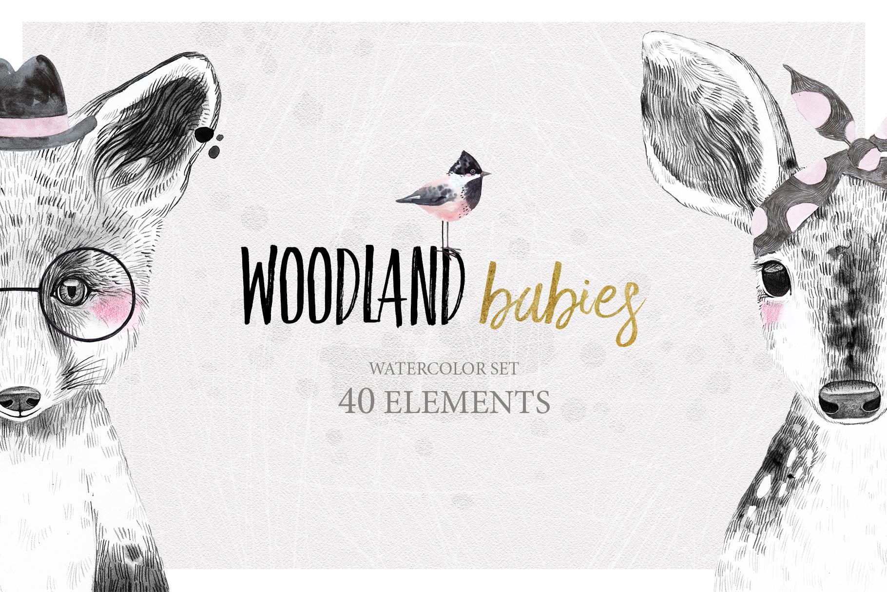 ANIMAL BABIES BUNDLE - 30 OFF - example image 2