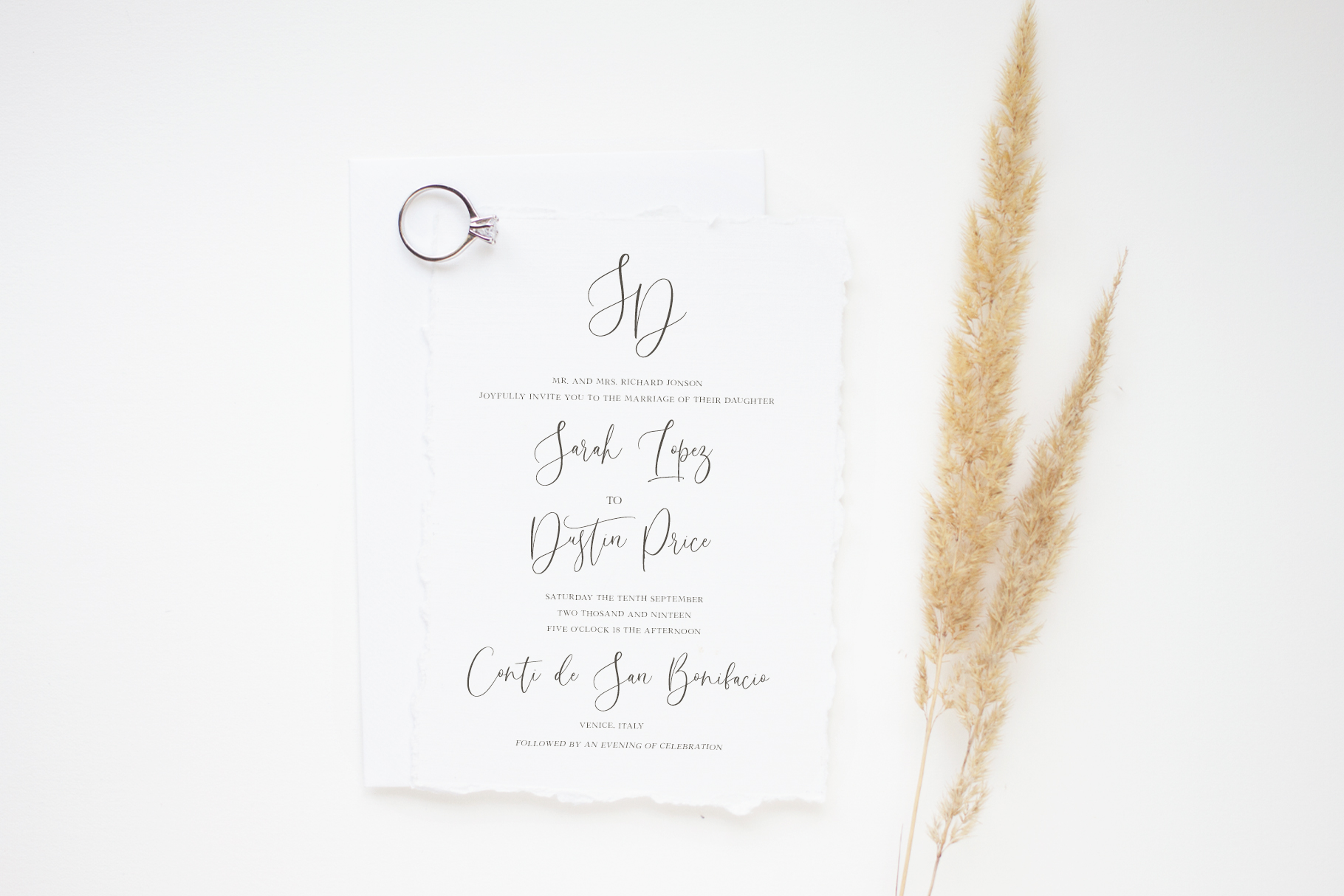 Desert Song | Calligraphy Script example image 10