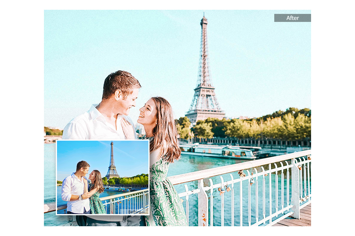 Anniversary Lightroom Mobile Presets Adroid and Iphone/Ipad example image 3