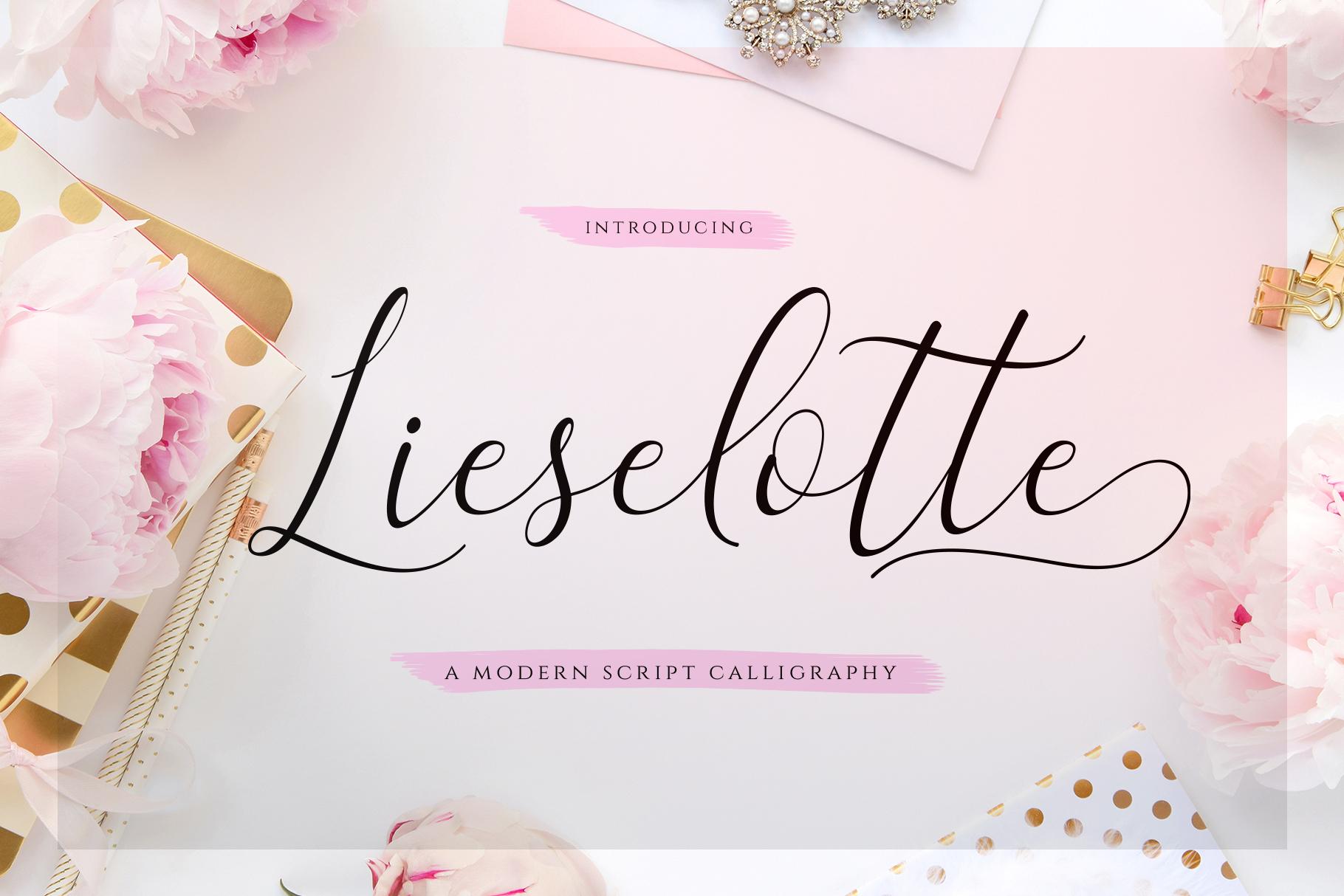 Lieselotte Script example image 1