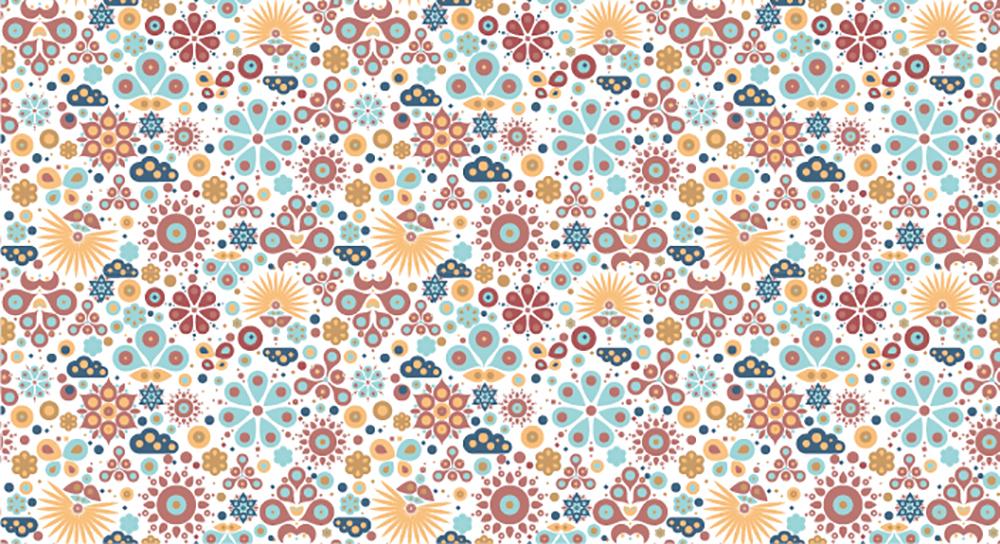 Pattern Galaxy / light version example image 3