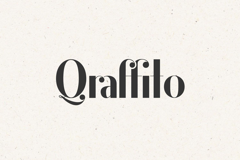 Qraffito  example image 1
