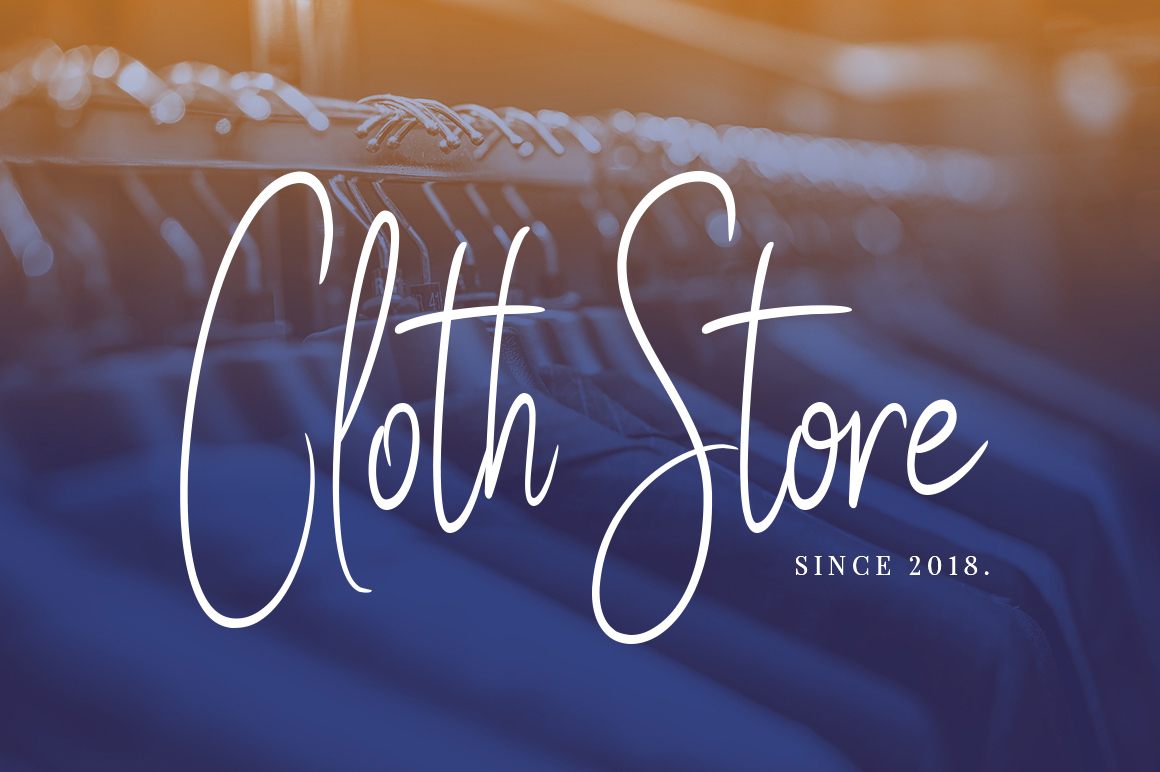 Stay Classy - Font Family example image 15
