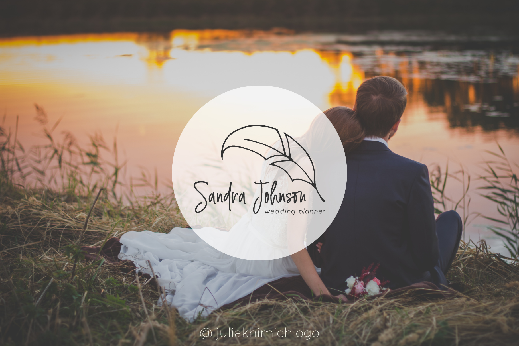 Logo Pack Vol.2. Romantic & Wedding example image 21