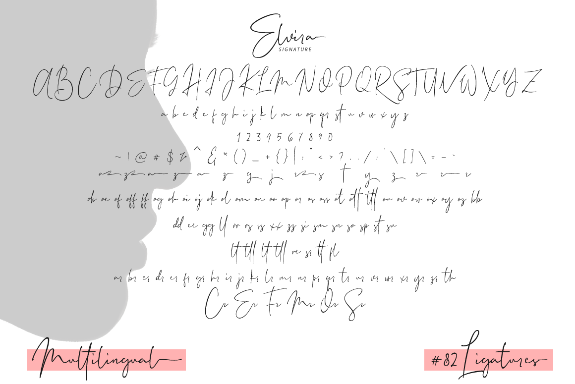 Elvira Signature example image 8