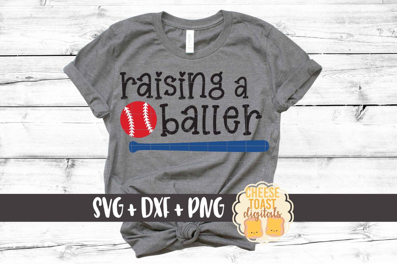 Baseball Bundle - 14 Designs - SVG PNG DXF Cut Files example image 9