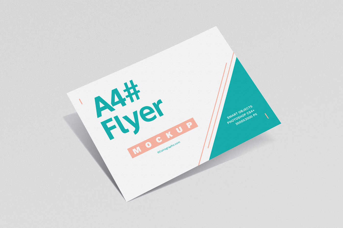 Posters & Flyers Mockups Vol.2 example image 9