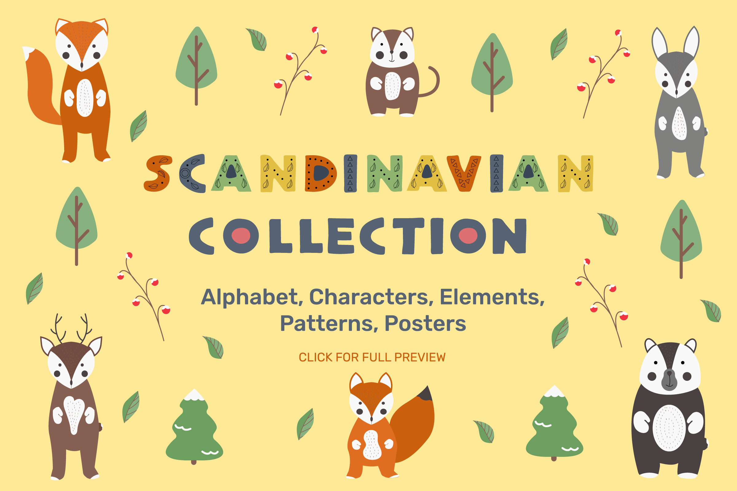 Scandinavian collection example image 1