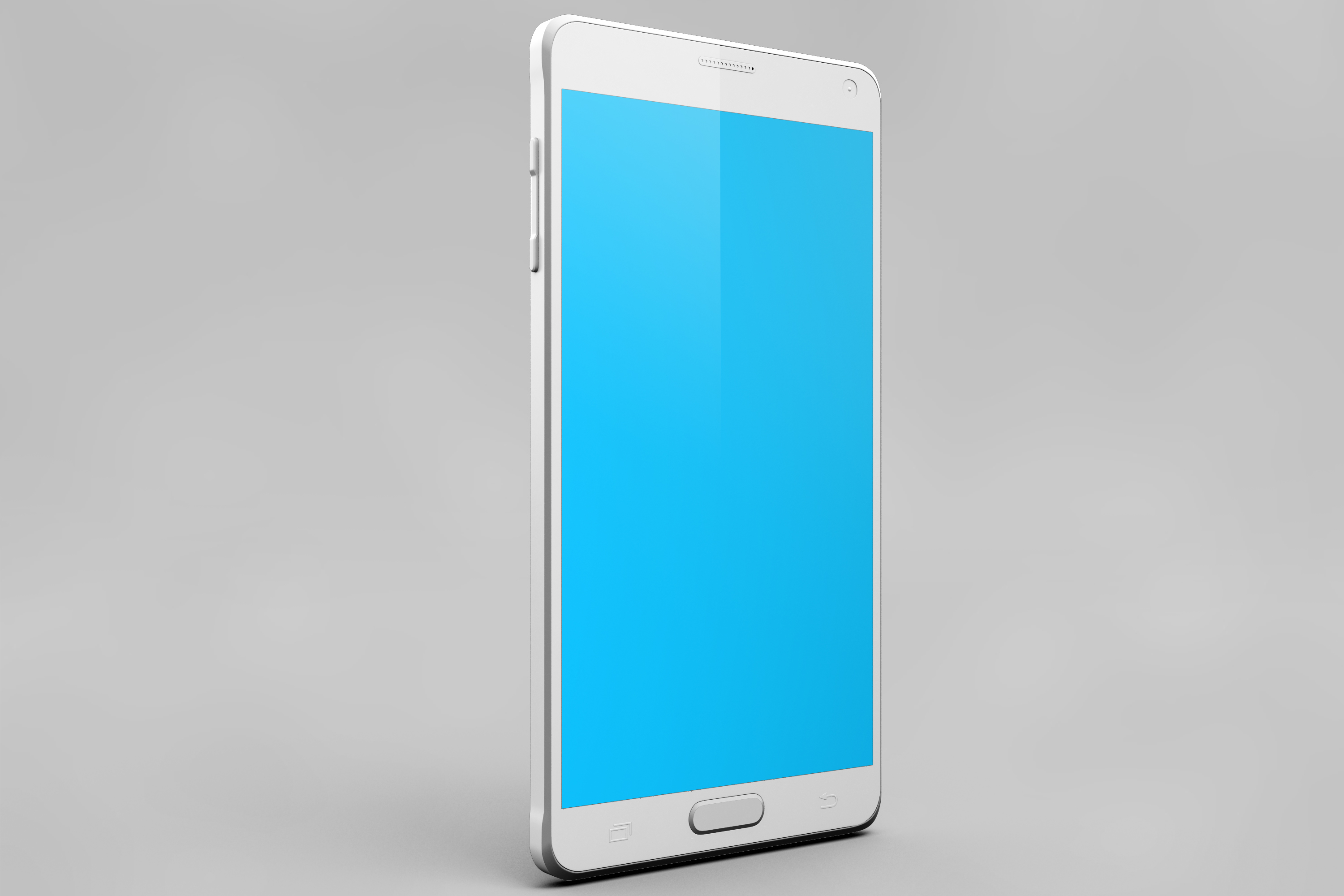 Samsung Galaxy Note 4 Mock-up example image 17