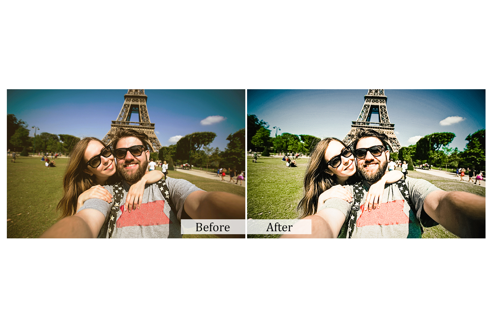 130 Trip and Travel Photoshop Actions example image 5