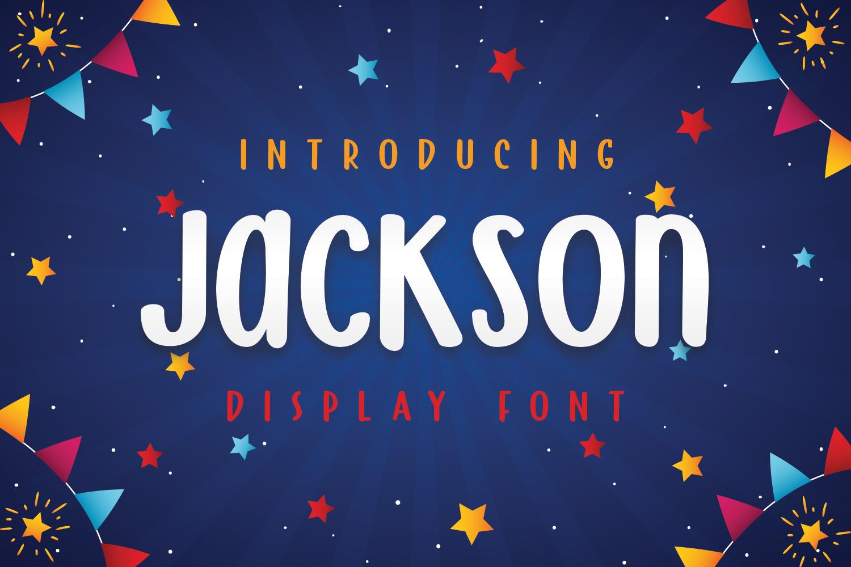 Jackson example image 1
