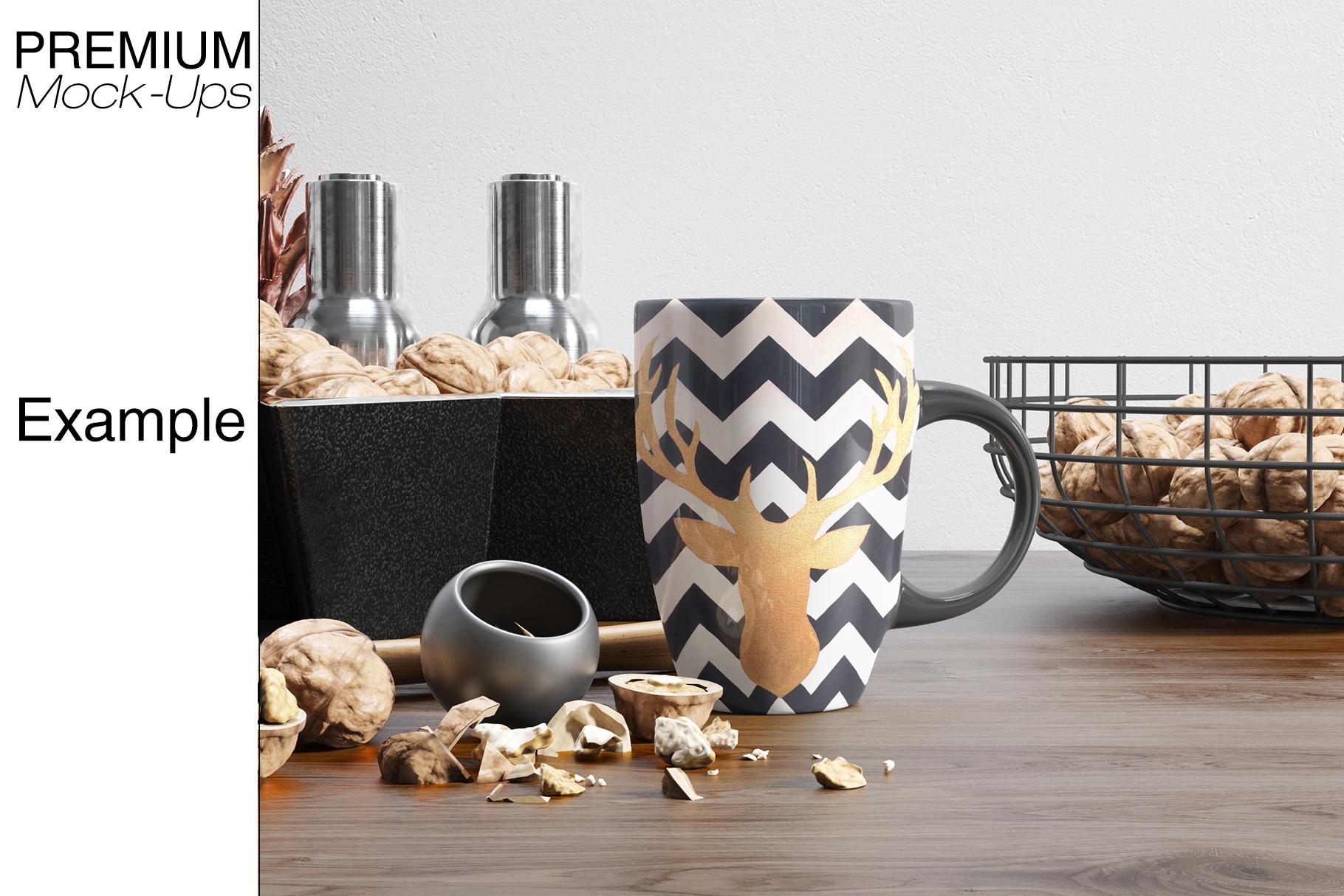 Mug Mockups - Many Shapes example image 14