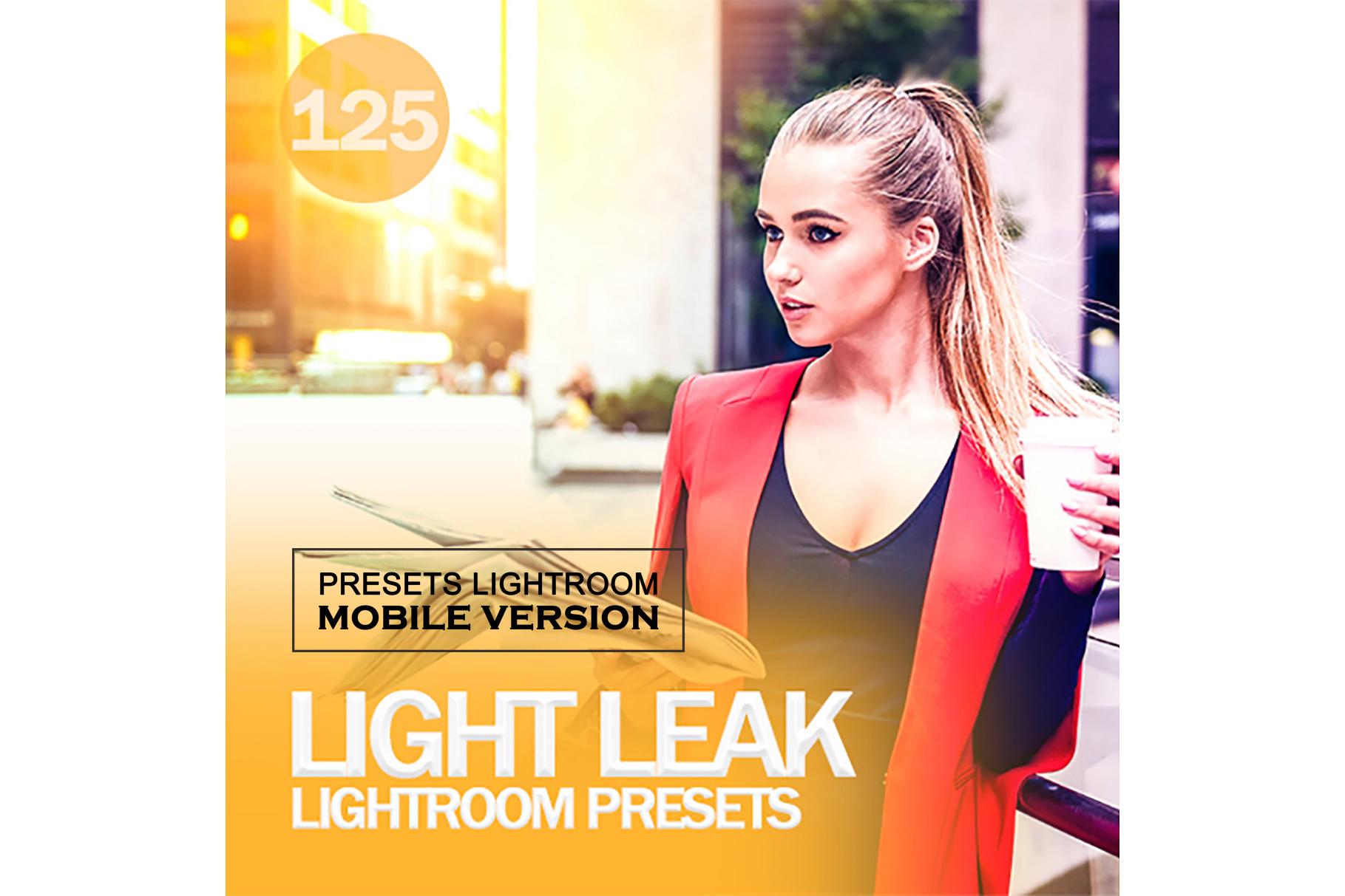 Light Leak Lightroom Mobile Presets example image 1