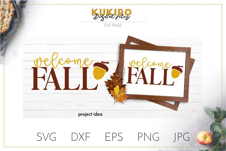 Mini Fall Bundle SVG - Thanksgiving Signs Cut files example image 12
