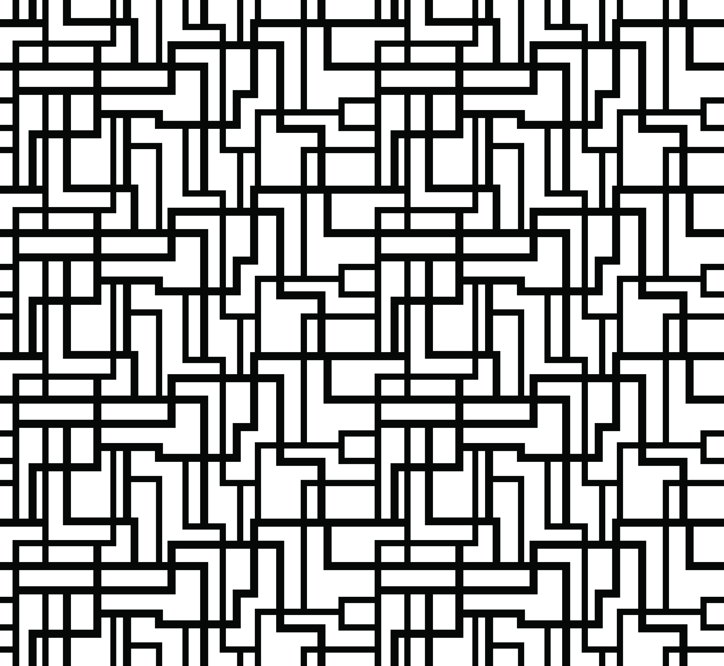 Seamless Vector Patterns Bundle example image 5