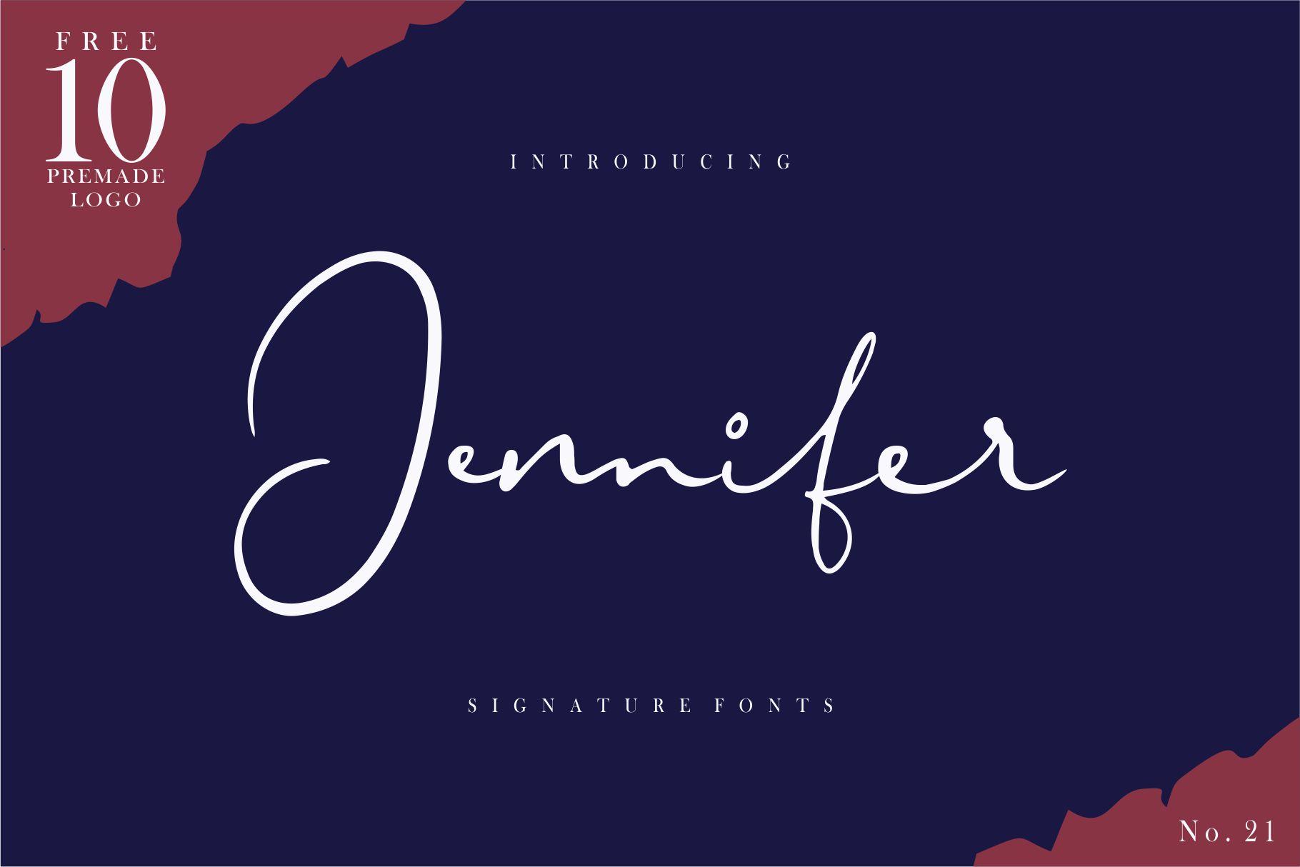 Jennifer example image 1