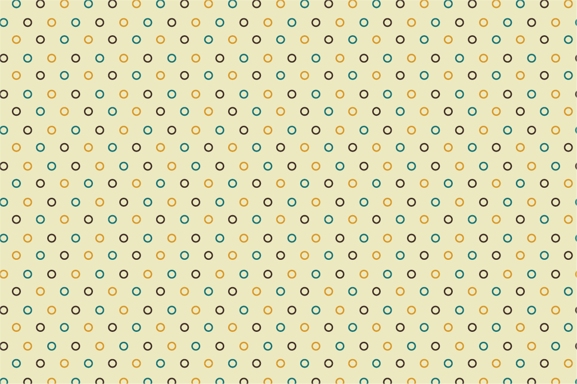Set of Retro Seamless Patterns example image 5