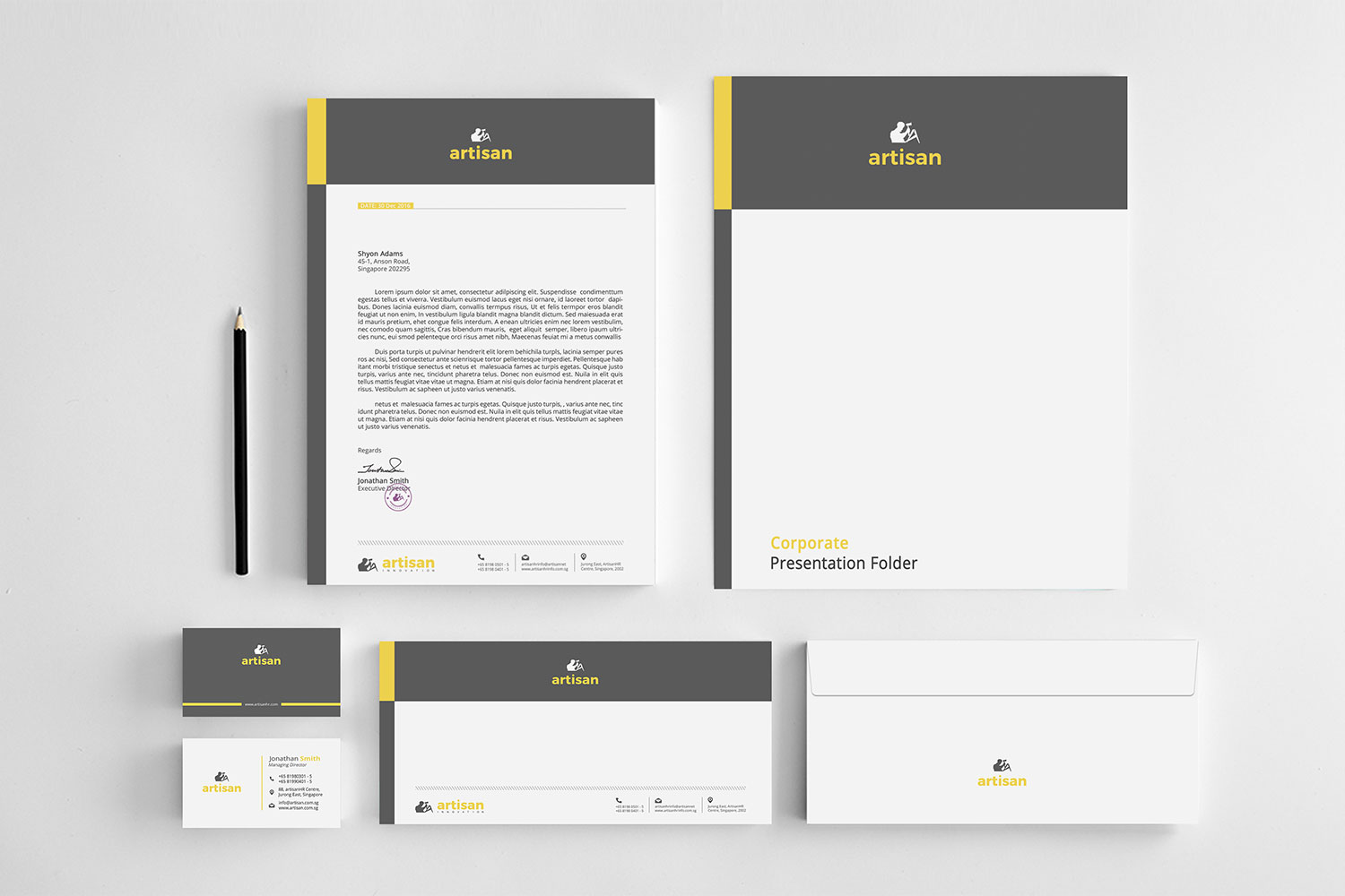 Corporate Identity example image 2
