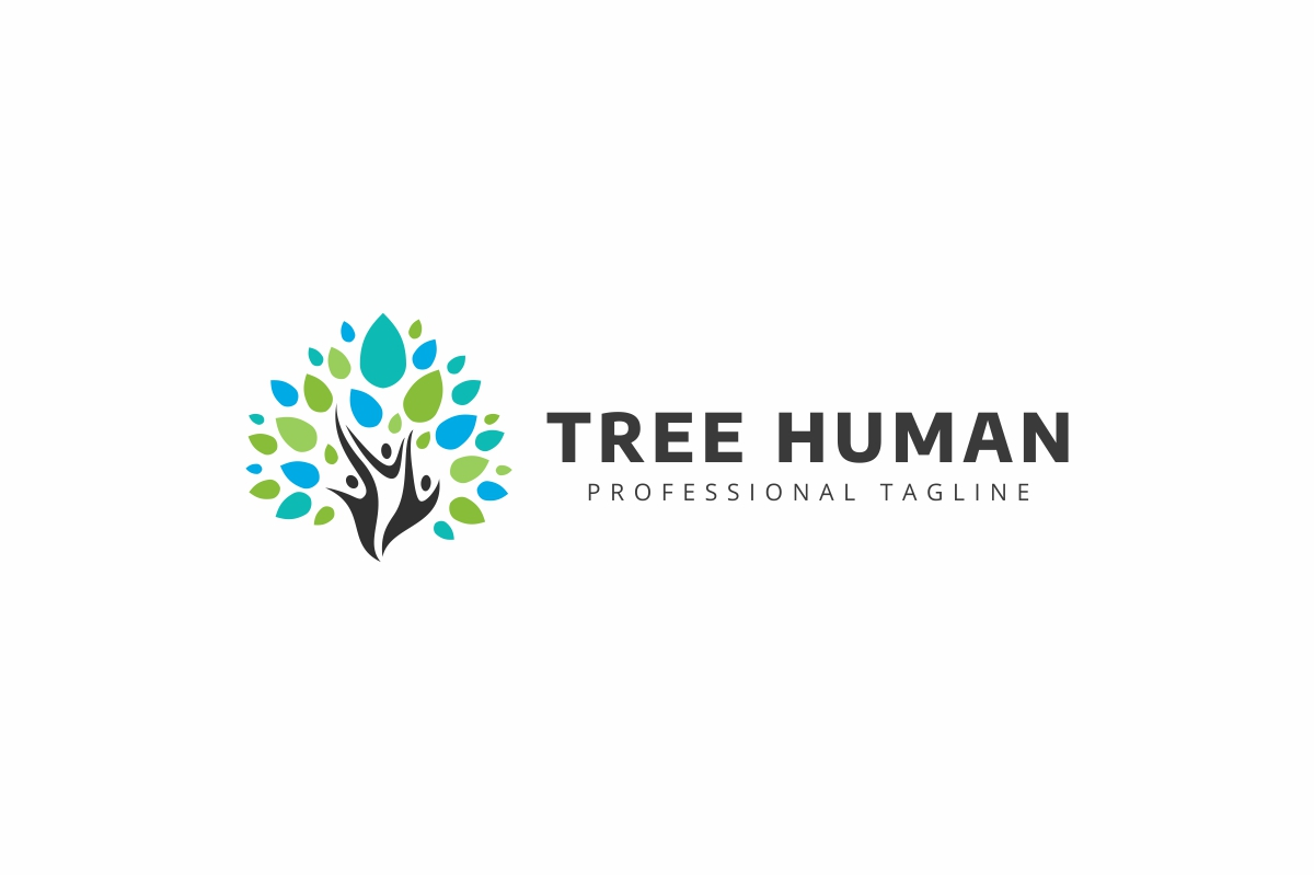 Tree Human Logo example image 2