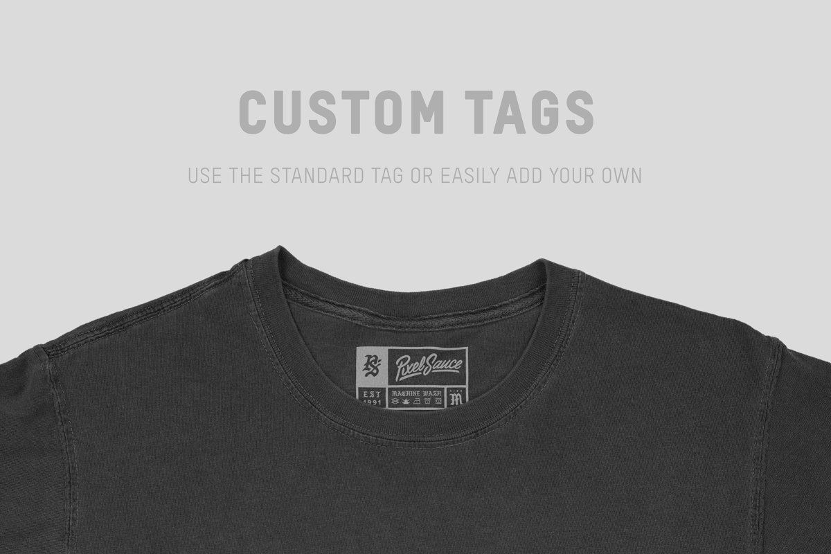 Comfort Colors 6030 Adult Pocket Tee example image 7