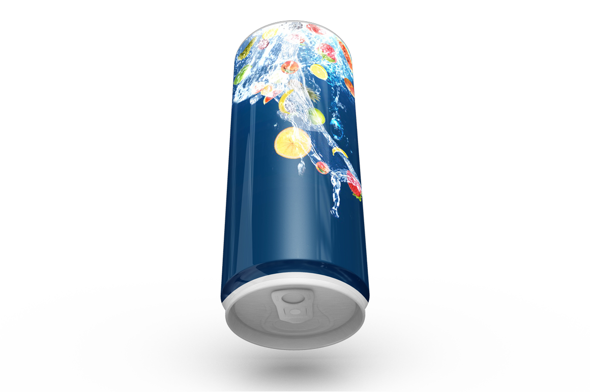Beer Can Mockup example image 12