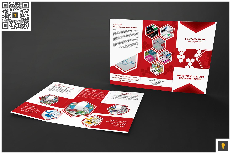 Corporate Hive Print Bundle example image 21