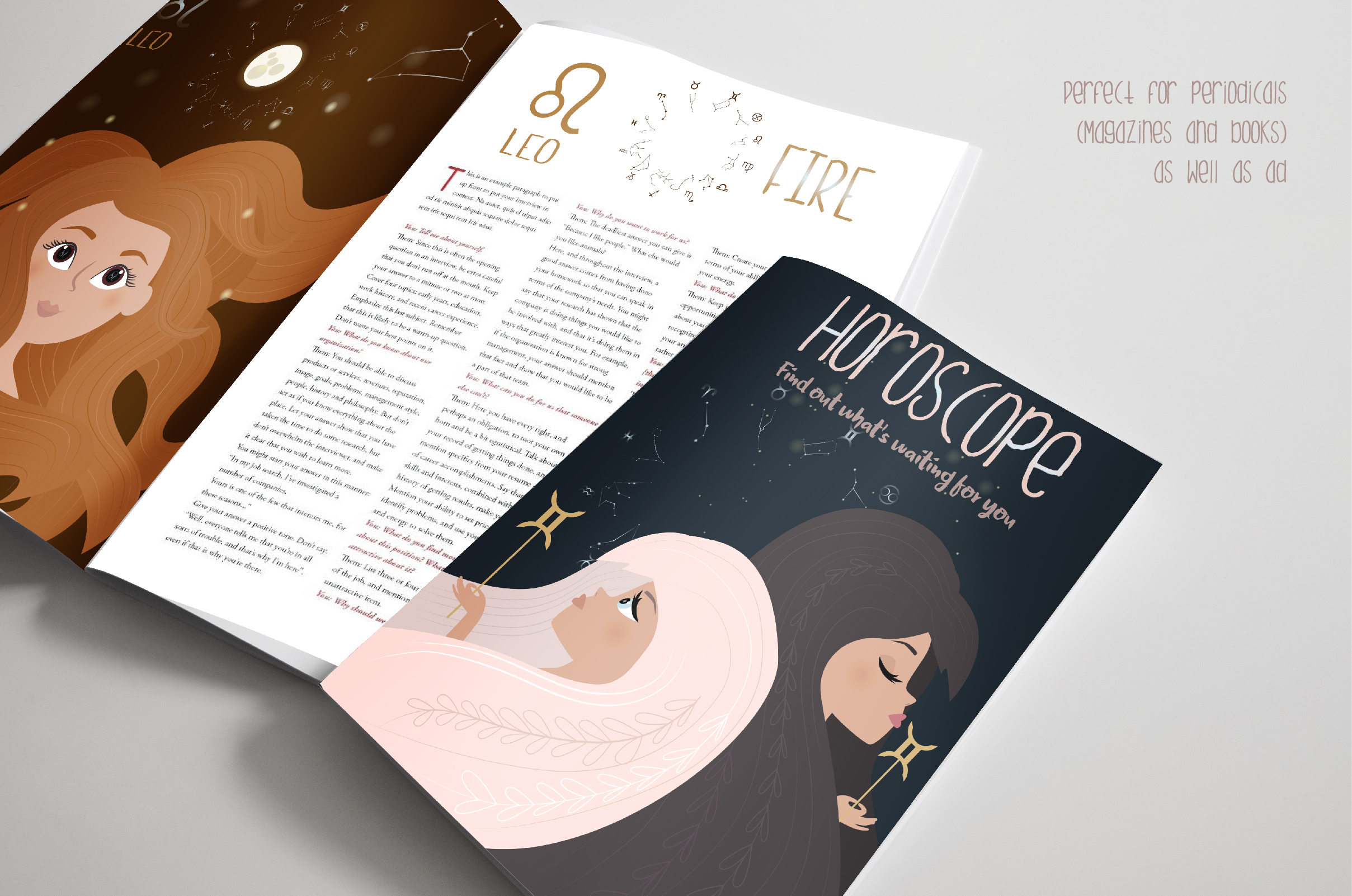 Zodiac. Magic Collection example image 5