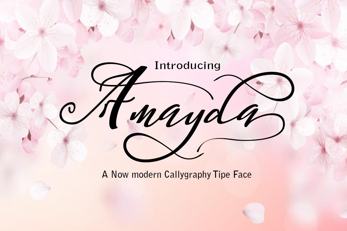 Amayda example image 1
