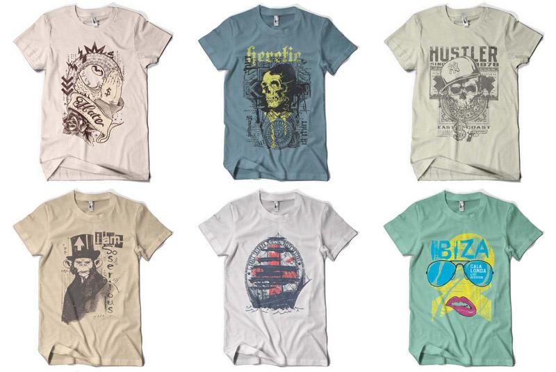 100 Premium T-shirt Designs example image 7