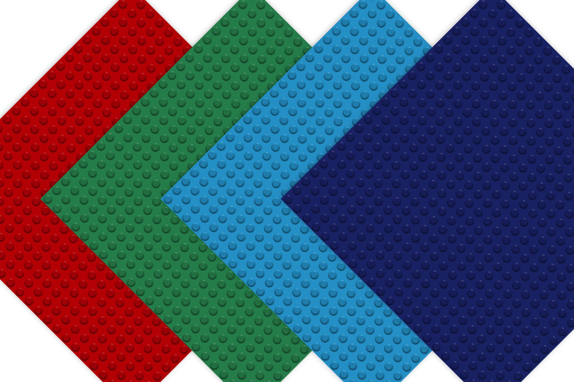 Lego Digital Paper Patterns example image 3