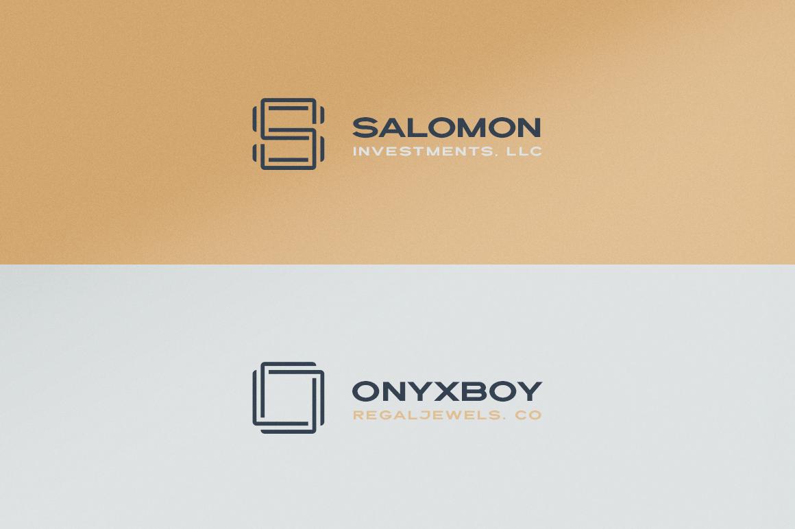 Bend Logo Font example image 4