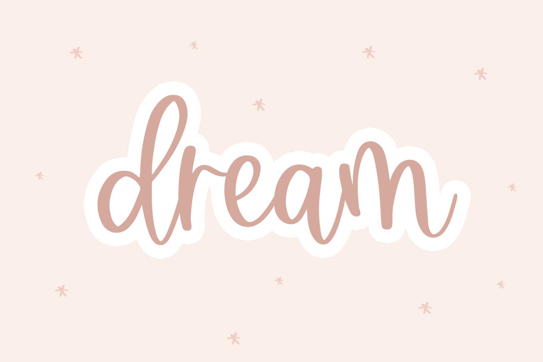 Brightside - A Bouncy Handwritten Script Font example image 8