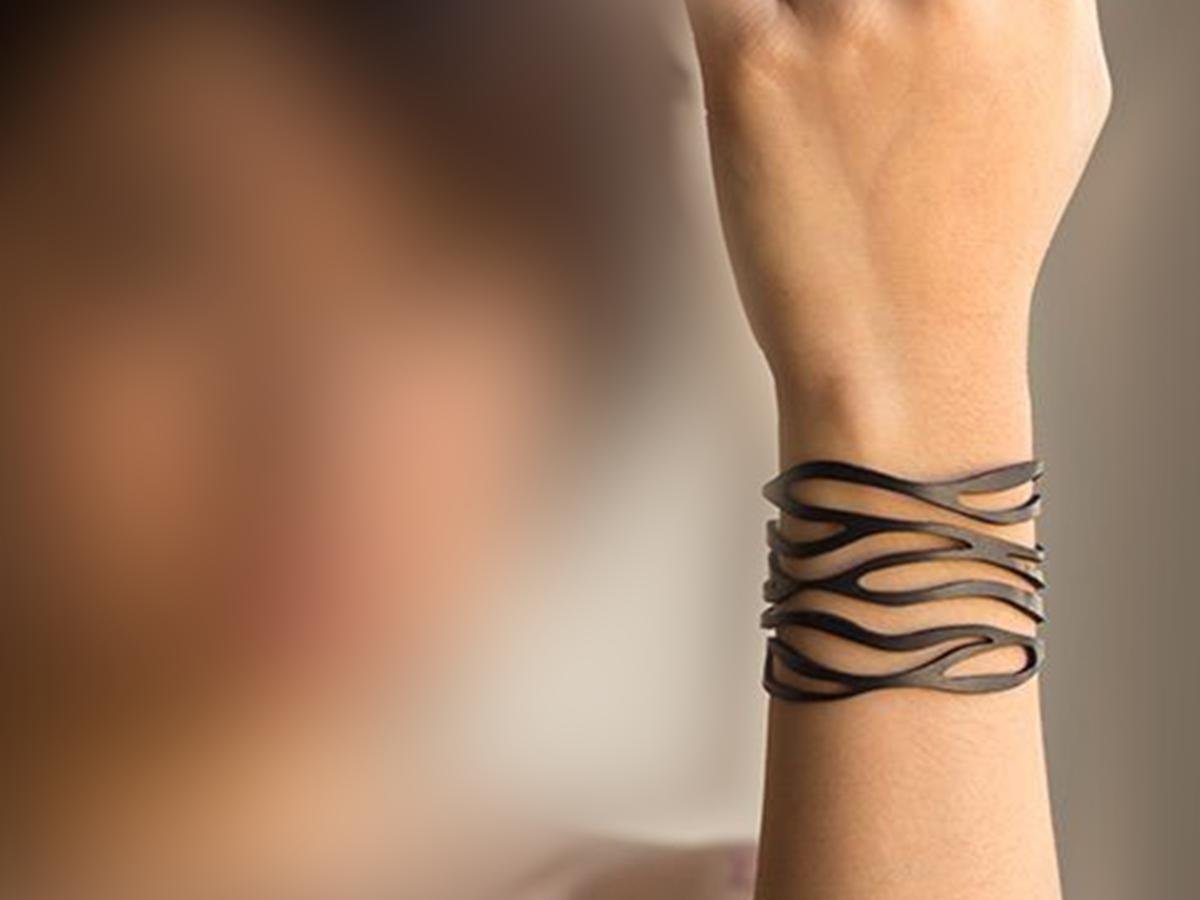 Leather Jewelry CUT Template- Earrings - Bracelets - VOL 1 example image 3